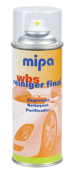 Mipa WBS Reiniger FINAL Spray 400 ml