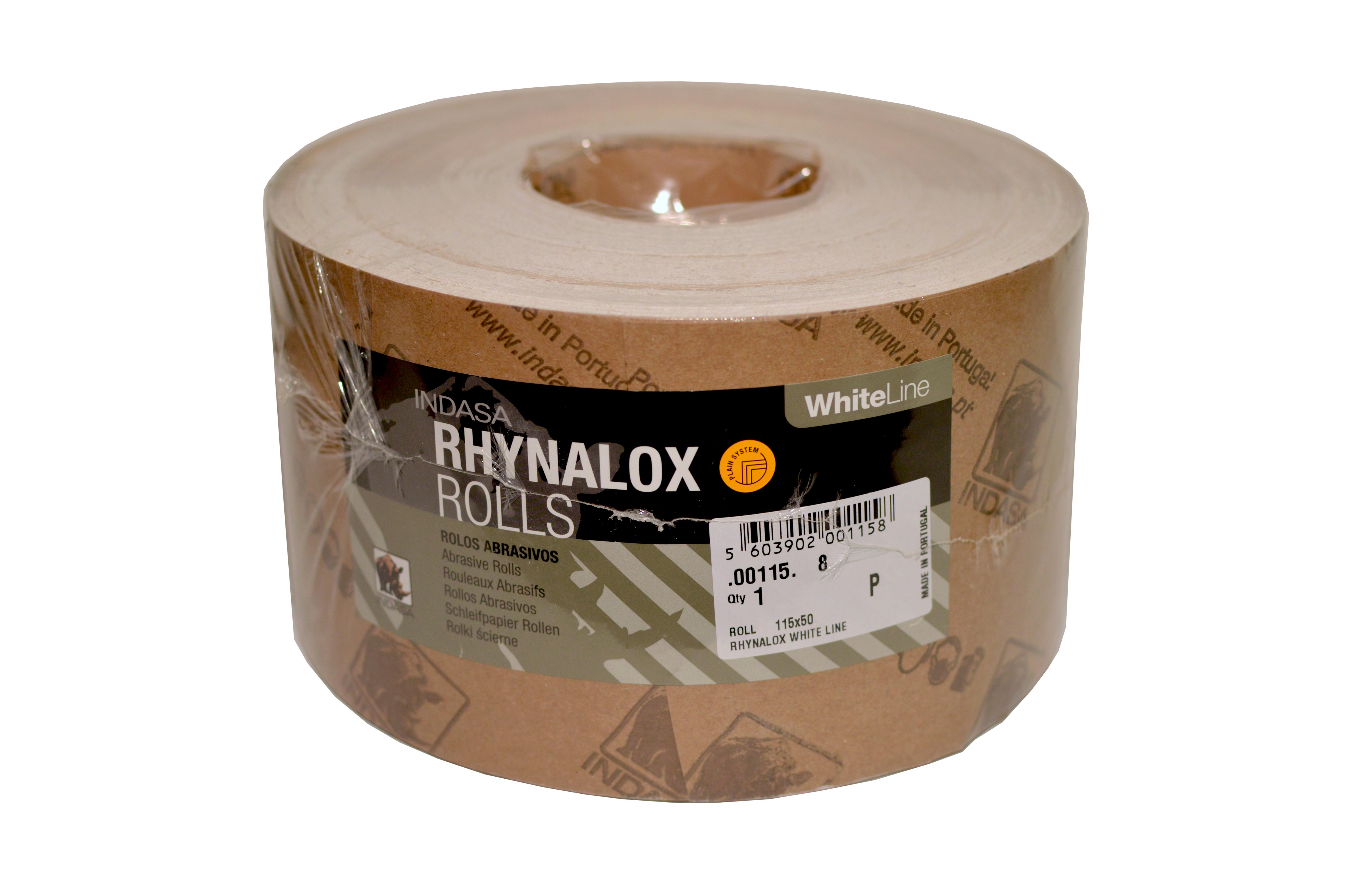 Indasa Rolo RHYNALOX Plus Line 115/x 50/P240